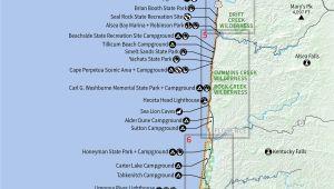 South oregon Coast Map northern California southern oregon Map Reference 10 Beautiful