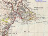Southampton Map Of England torquay Geological Field Guide by Ian West