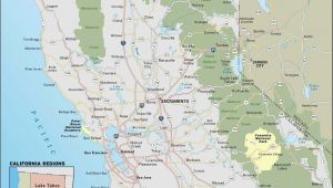 Southern California Camping Map Detailed Map California Awesome Map Od California Our Worldmaps