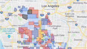 Southern California Gang Territory Map Gangs Of Los Angeles 2019 Google My Maps