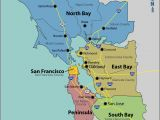Southern California Map with Zip Codes San Francisco Bay area Awesome Central District Of California Map