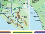Southern California toll Roads Map 34 California toll Roads Map Maps Directions