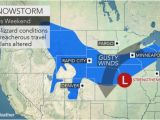 Southern California Wind Map 2nd Blizzard Of Season to Eye north Central Us During 1st Weekend Of