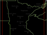 Southwest Minnesota Map Current Air Quality Minnesota Pollution Control Agency