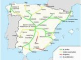 Spain Ave Map 48 Best Map Of Spain Images In 2019 Map Of Spain Spain Map