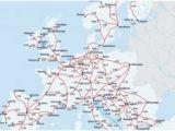 Spain Eurail Map Map Itali Secretmuseum