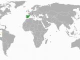 Spain Location On World Map Spanish Settlement Of Puerto Rico Wikipedia