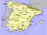 Spain Map Costas East Coast Of Spain Map Twitterleesclub