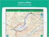 Spain Walking Maps Viewranger Hike Ride or Walk On the App Store