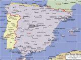 Spains Map Map Of East Coast Spain Twitterleesclub