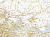 Speed Limit Map Ireland 1964 Osi Map Of Cork City Cork Past Present