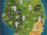 Speed Limit Map Ireland fortnite Radar Signs Map for Week 5 Season 6 Challenge