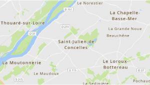 St Julien France Map Saint Julien De Concelles 2019 Best Of Saint Julien De Concelles