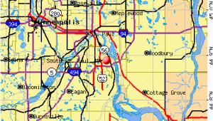 St Paul Minnesota Zip Code Map south St Paul Minnesota Mn 55075 Profile Population Maps Real