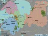 St Petersburg Map Europe Leningrad Oblast Travel Guide at Wikivoyage