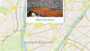 Stade De France Location Map Wie Komme Ich Zu Court Suzanne Lenglen In Paris Mit Dem Bus