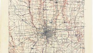Stark County Ohio township Map Map Of Stark County Ohio Secretmuseum