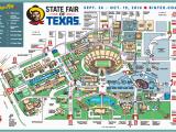 State Fair Of Texas Map Map Of Texas State Fair Business Ideas 2013