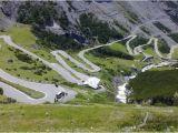 Stelvio Pass Italy Map Stelvio Pass From Bormio Hc 22km 7 Alps Climbs