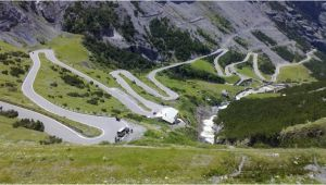 Stelvio Pass Italy Map Stelvio Pass From Bormio Hc 22km 7 Alps Climbs