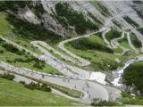 Stelvio Pass Italy Map the Stelvio Pass by Racing Bike