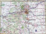 Sterling Colorado Map Colorado Highway Map Awesome Colorado County Map with Roads Fresh