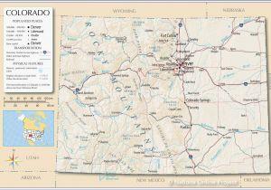 Sterling Colorado Map Denver County Map Beautiful City Map Denver Colorado Map Od Colorado