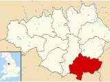 Stockport England Map Metropolitan Borough Of Stockport Wikivisually