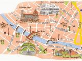 Street Map Florence Italy Florence Map by Naomi Skinner Travel Map Of Florence Italy
