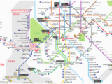 Street Map Of Madrid Spain Maps and Essential Guides Of Madrid