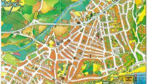 Street Map Of Nerja Spain Nerja Of Old Nerja today