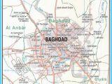 Street Map Of Nice France Nice Map Of Baghdad Travelsmaps In 2019 Baghdad Map