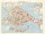 Street Map Venice Italy 264 Best City Maps Images City Maps Antique Maps Deutsch