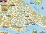 Street Map Venice Italy Venice Neighborhoods Map and Travel Tips