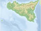Stromboli Italy Map A Tna Wikipedia