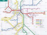 Subway Map Paris France Paris Rer Stations Map Bonjourlafrance Helpful Planning