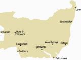 Suffolk County England Map Suffolk Wikitravel