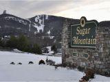 Sugar Mountain north Carolina Map Best Skiing Near Charlotte north Carolina