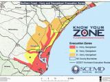 Supply north Carolina Map Reports Evacuations Underway From south Carolina to Virginia as