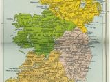 Surname Map Of Ireland 77 Best Irish Surnames In Maps Images In 2016 Surnames Irish