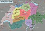 Switzerland In Europe Map Switzerland Travel Guide at Wikivoyage