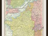Switzerland On Europe Map Antique Map France Belgium Holland Switzerland by
