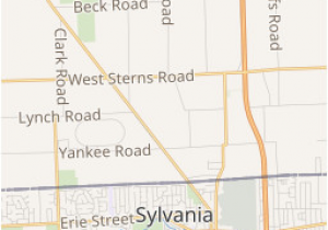 Sylvania Ohio Map Category Sylvania Ohio Wikimedia Commons