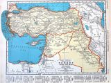 Syria Europe Map Map Of Turkey Syria and Iraq Map Of Palestine 1937