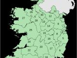 Tara Ireland Map Verwaltungsgliederung Irlands Wikiwand