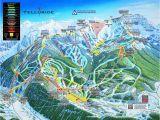 Telluride Colorado Ski Map Untitled