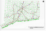 Tennessee Dot Road Conditions Map New Ctdot Study Calls for 82 tolling Gantries On Connecticut
