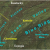 Tennessee Mountain Ranges Map Landform Map Of Tennessee Major Landforms Of East Tennessee