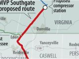 Tennessee Pipeline Map New Gas Pipeline Proposed In Rockingham Alamance Counties News