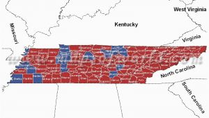 Tennessee Political Map States Political Map 2016 Printable Map Collection